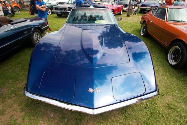 Festival auto Granby Corvette