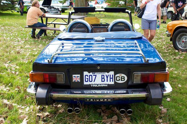 Festival auto Granby