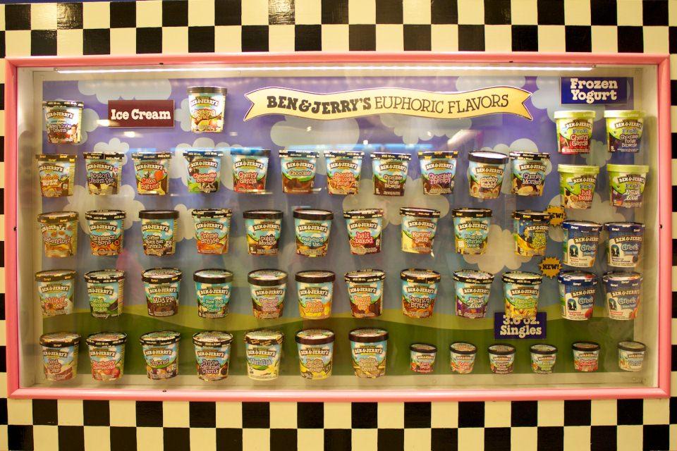 Fabrique Ben & Jerry's