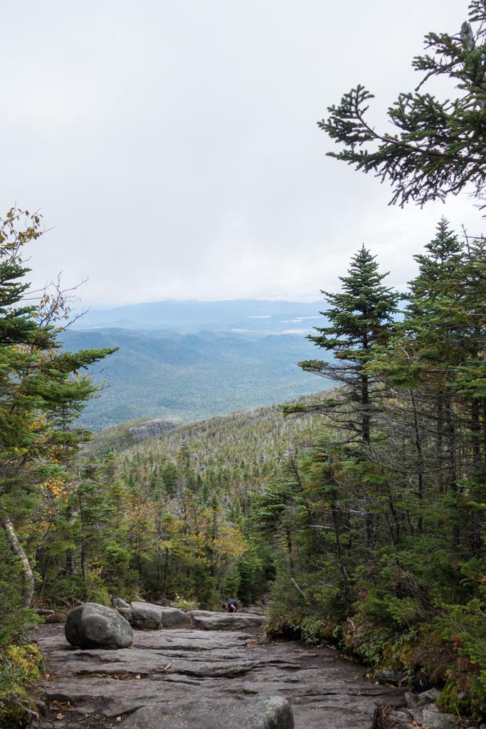 Algonquin Peak view