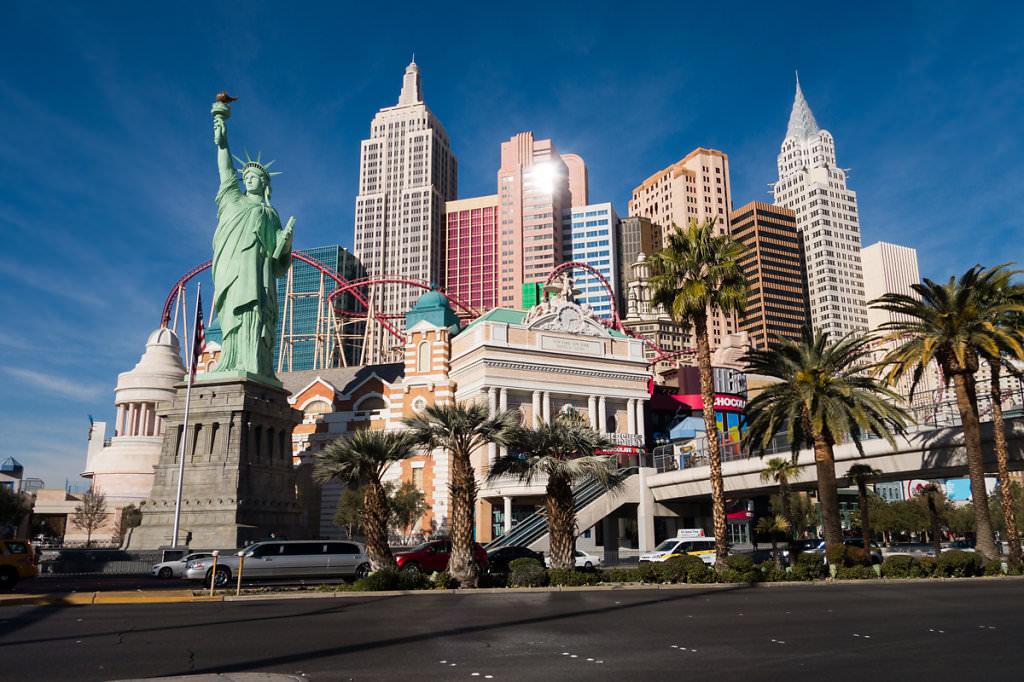 Las-Vegas-en-journée-hiver