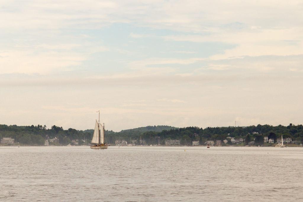 Aux alentours de Bootbay Harbor