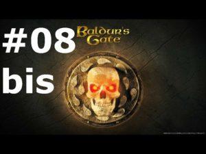 Vidéo Baldur's Gate #08bis – On a tué Dynaheir
