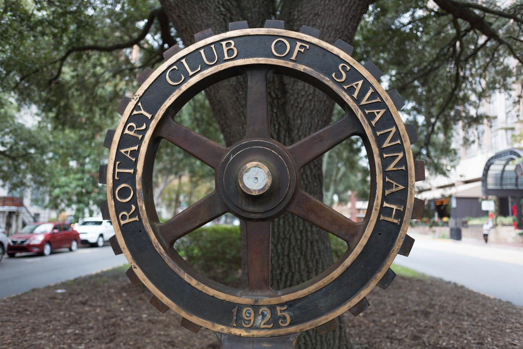 Rotary club of savannah