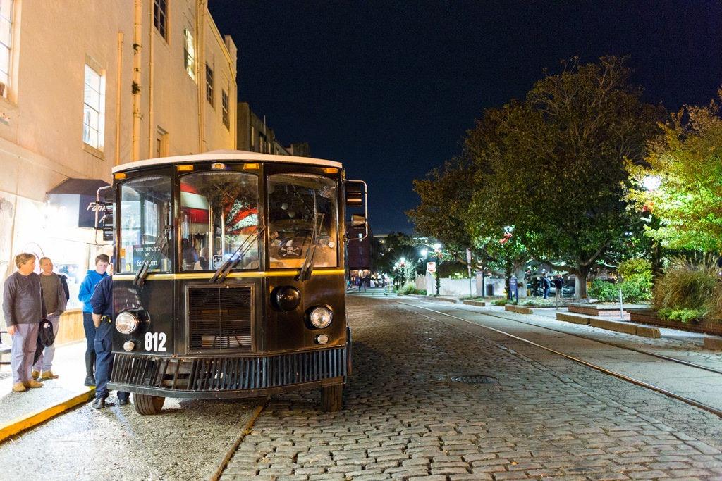 Ghost Tour Savannah Historical District