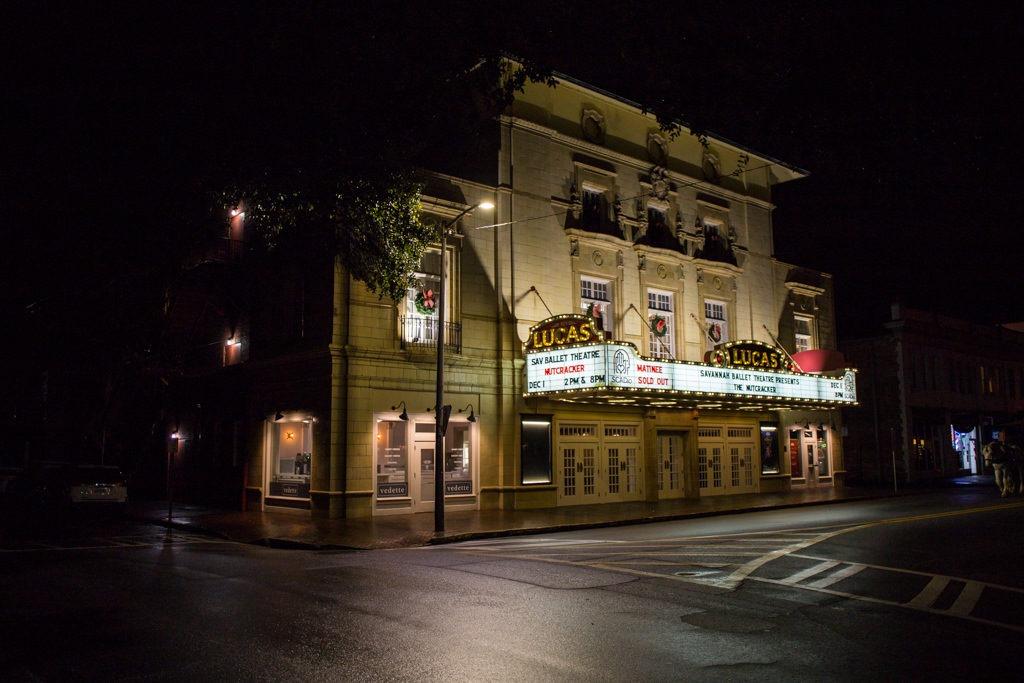 Théâtre Lucas Savannah