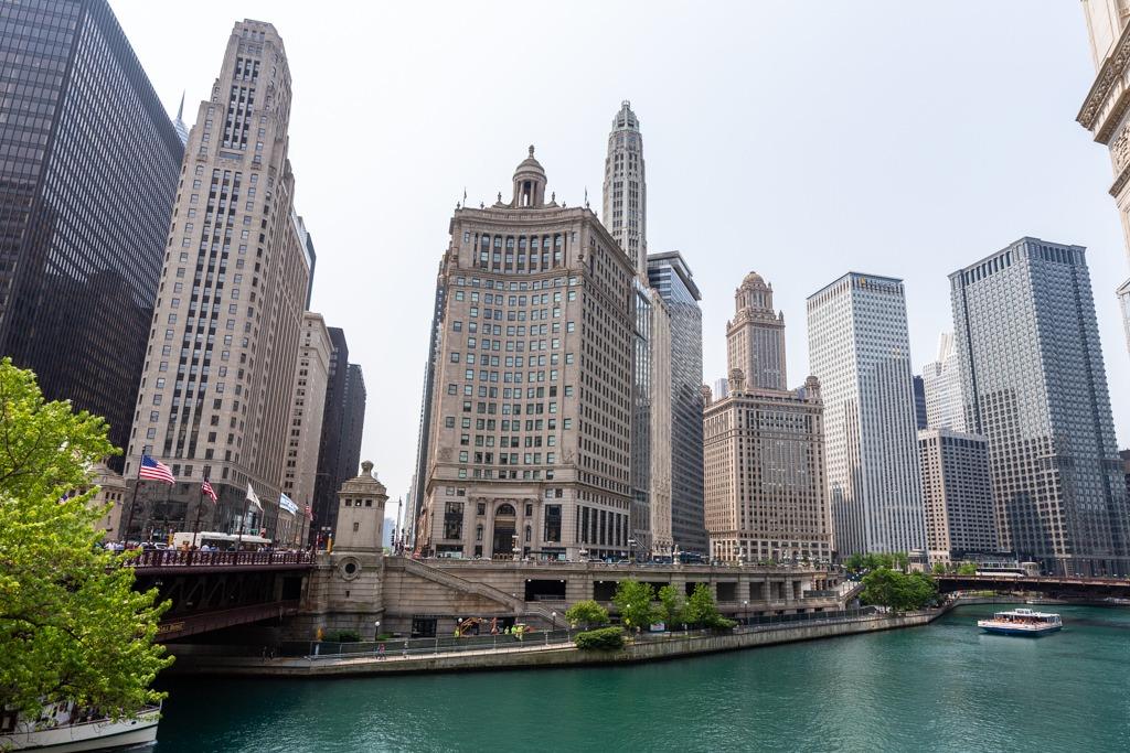 3 jours à Chicago