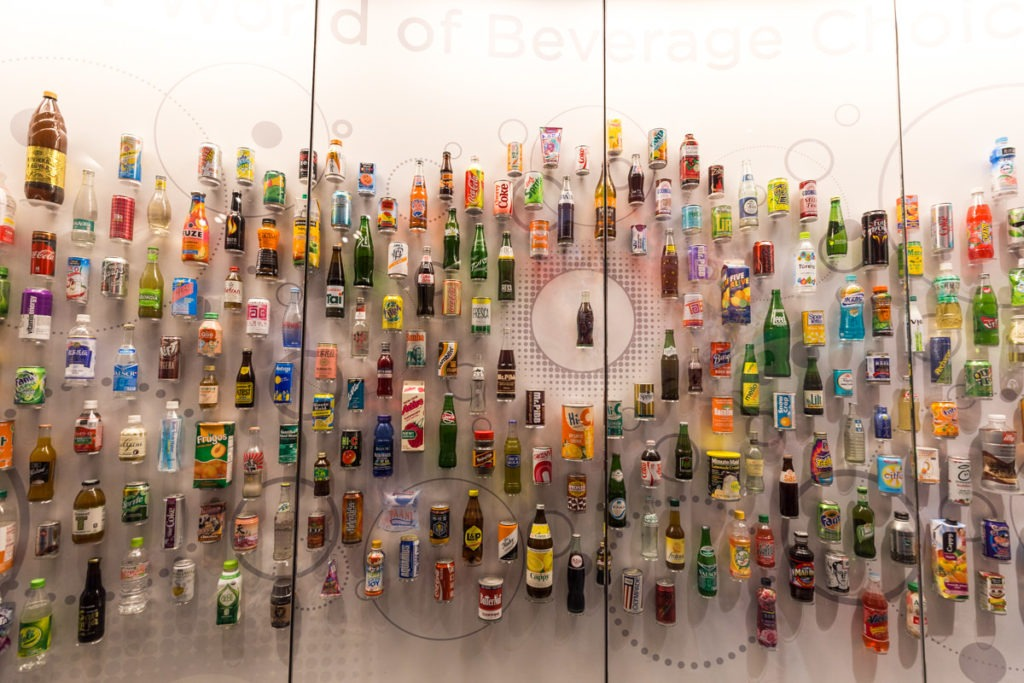 Coca Cola Musée Atlanta