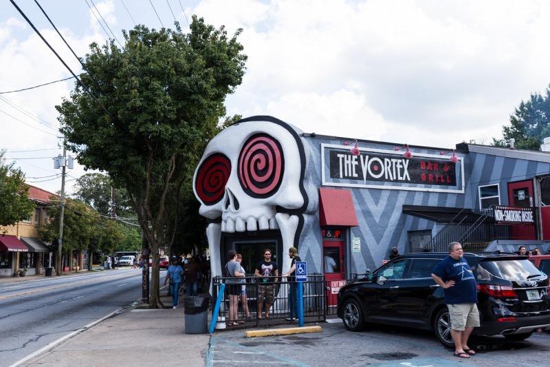 Restaurant Vortex Atlanta Little Five Points