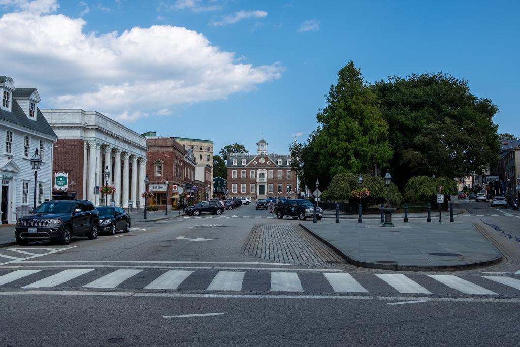 Newport centre-ville