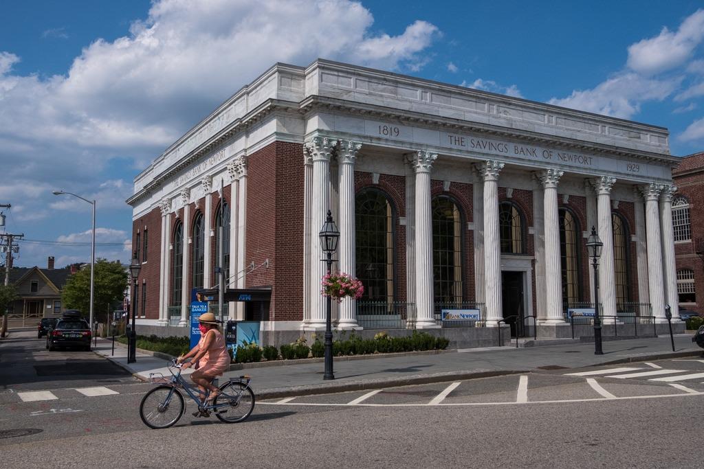 Newport banque historique