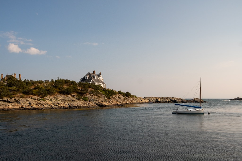 Newport visite Rhode Island